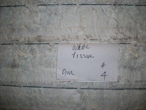 White Tissue Papers